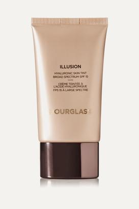 Hourglass - Illusion® Hyaluronic Skin Tint Spf15 - Vanilla, 30ml $56 thestylecure.com
