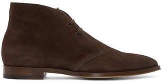 Paul Smith Brown Cash Desert Boots
