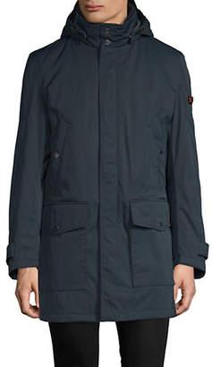 Strellson Newtok Hooded Coat