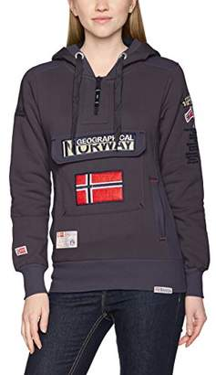 Geographical Norway Women's Gymclass Lady Assort B Sports Hoodie