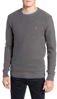 Knowledge Cotton Apparel KnowledgeCotton Apparel Owl Textured Sweater