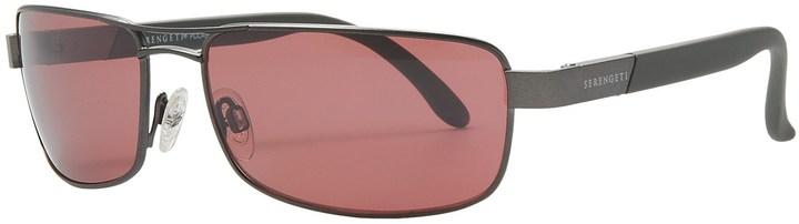 Serengeti Paolo Sunglasses - Polarized, Photochromic Glass Lenses
