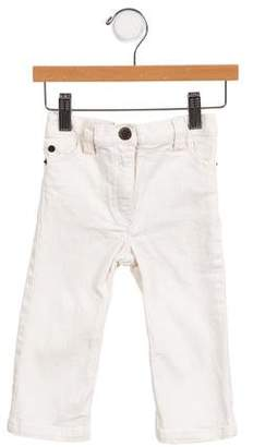 Marie Chantal Girls' Mid-Rise Straight-Leg Jeans