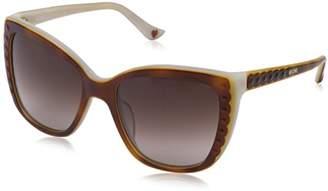 Moschino Women's MO766S Cateye Sunglasses