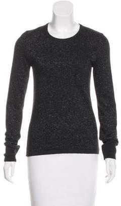 Chanel Metallic Knit Top