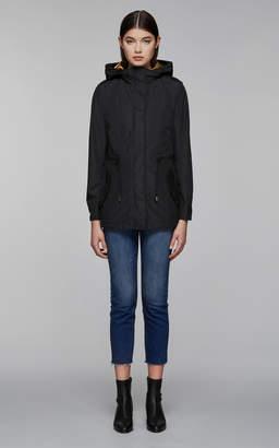 Mackage MELITA-U raintech jacket with removable hood and bib