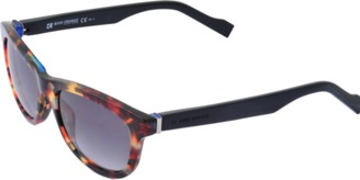 Hugo Boss BO 0118/S Scaled Sunglasses $170 thestylecure.com