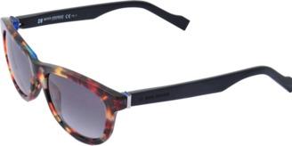 Hugo Boss BO 0118/S Scaled Sunglasses $161 thestylecure.com