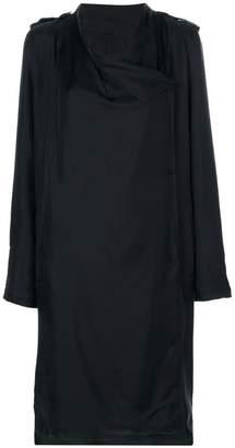 Avelon buttoned coat