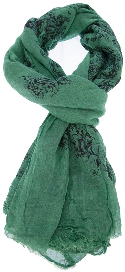 Faliero Sarti 'Ginerva' floral print scarf