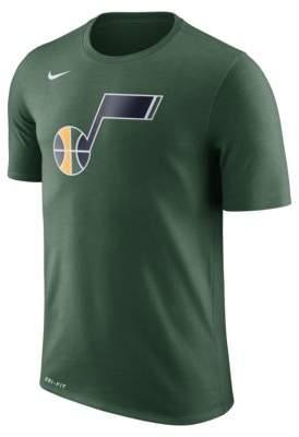 Nike Utah Jazz Dry Logo