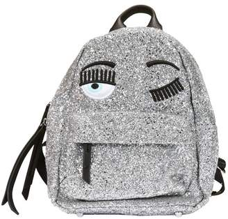 Chiara Ferragni Glittered Flirting Backpack