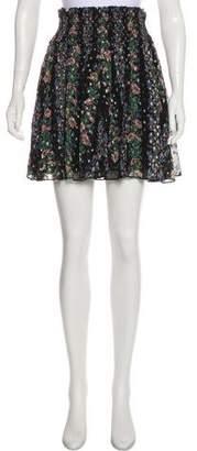 Needle & Thread Mini Pleated Skirt