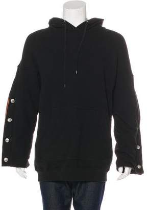 Y/Project French Cuff Sleeve Hoodie