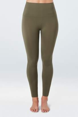 Spanx Seamless Crop Leggings (Plus Size)