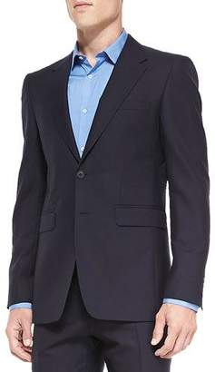Burberry Modern-Fit Wool Suit
