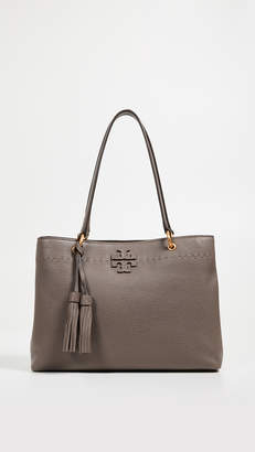 Tory Burch Mcgraw Triple-Compartment Tote