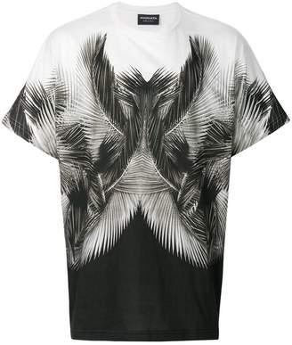 Mauna Kea palm tree print T-shirt