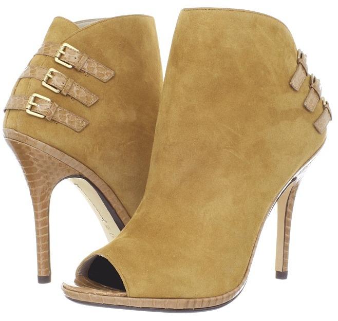 KORS Jacy (Tan) - Footwear