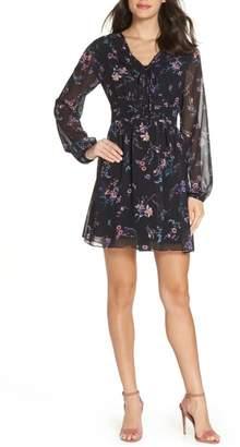 Sam Edelman Floral Print Dress