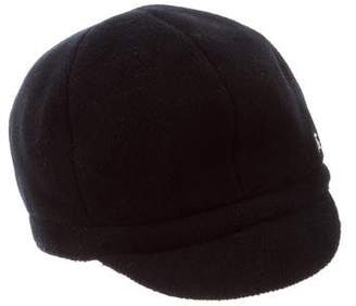 Burberry Wool Newsboy Cap