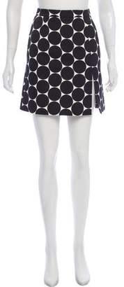Michael Kors Polka Dot Mini Skirt w/ Tags