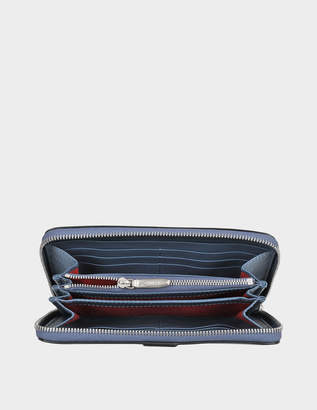 Lancel Max Continental zipped wallet