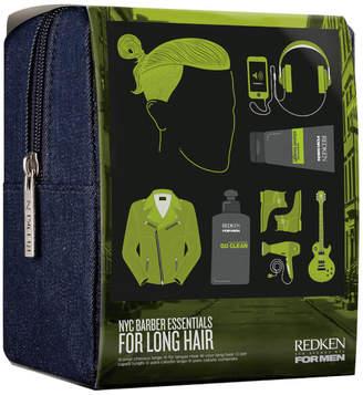 Kit Man Bun - Barber Essentials Kit (Long Men's Hair)