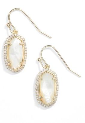 Women's Kendra Scott Lee Pave Drop Earrings $80 thestylecure.com