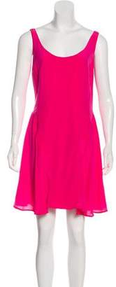 Rebecca Minkoff Silk Princess Seam Dress