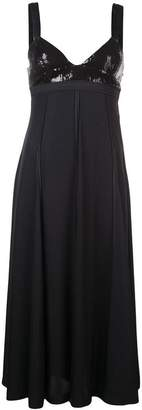 Jason Wu fit and flare evening dress