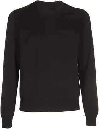 Maison Margiela Chest Pocket Sweatshirt