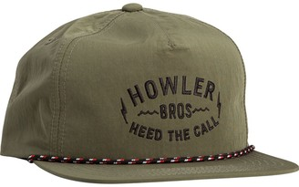Howler Brothers Painted Howler Snapback Hat
