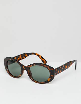 A. J. Morgan Aj Morgan AJ Morgan Cat Eye Sunglasses In Tort