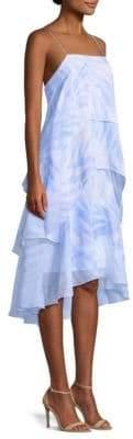 Michael Kors Silk Chiffon Dress