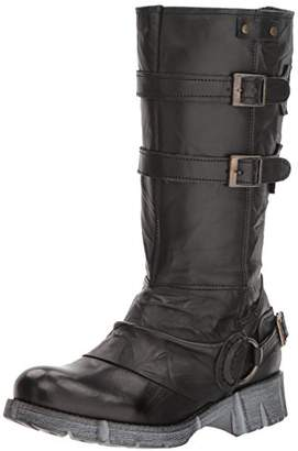 Bernie Mev. Women's FM Straps Fashion Boot