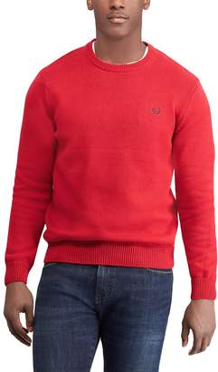 Chaps Big & Tall Regular-Fit Crewneck Sweater