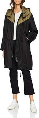 4a353fcf706e ... Liebeskind Berlin Women s S6183350 Out Parka, (Black 9999), (Size  M