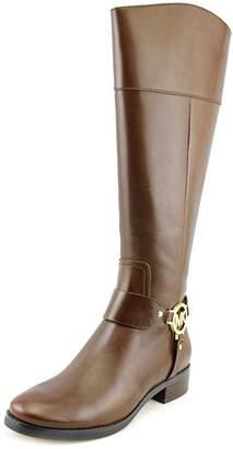 MICHAEL Michael Kors Womens Fulton Harness Leather Closed Toe