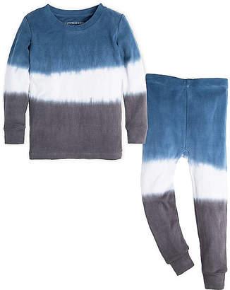 Burt's Bees Kids Dip Dye Organic Cotton Pajama Set