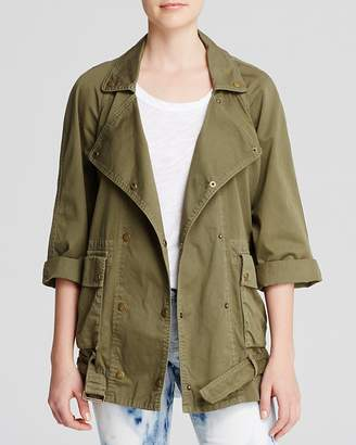 Current/Elliott Jacket - The Infantry in Army $268 thestylecure.com