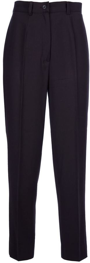 Byblos Vintage high waisted trousers