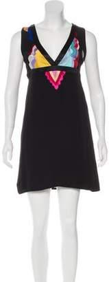 Clements Ribeiro Sleeveless Mini Dress