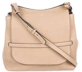 The Row Leather Sideby Crossbody Bag