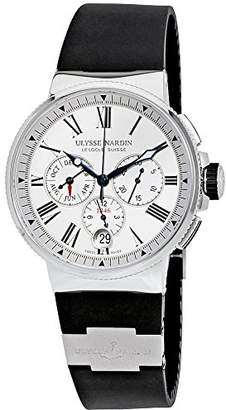 Ulysse Nardin Marine Automatic Men's Watch 1533-150-3/40