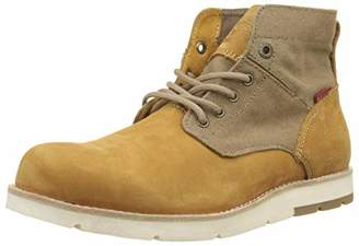 Levi's Men's Jax Desert Boots, (Light Brown 26)