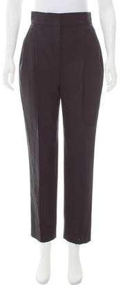 Vika Gazinskaya High-Rise Wool Pants