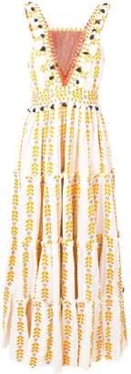 Dodo Bar Or Alicia tiered dress