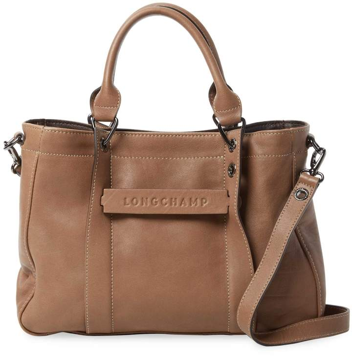 Longchamp Women's Small Leather Tote