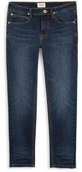 Hudson Boy's Slim Straight Jeans
